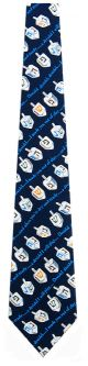 GE-1007 - Dreidel Dreidel Dreidel Ties Neckties detailed image