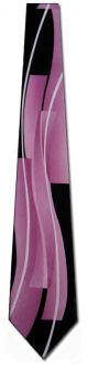 T110-14 - Famous Brand Silk tie T110-14 Ties Neckties detailed image