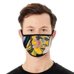 502238-M1 - Picasso Dora Maar Face Mask Deluxe swatch
