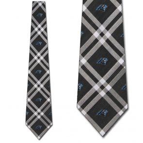 East Carolina Grid Poly Necktie
