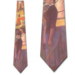 RM-133390 - Sunday in the Park Ties Neckties detailed image